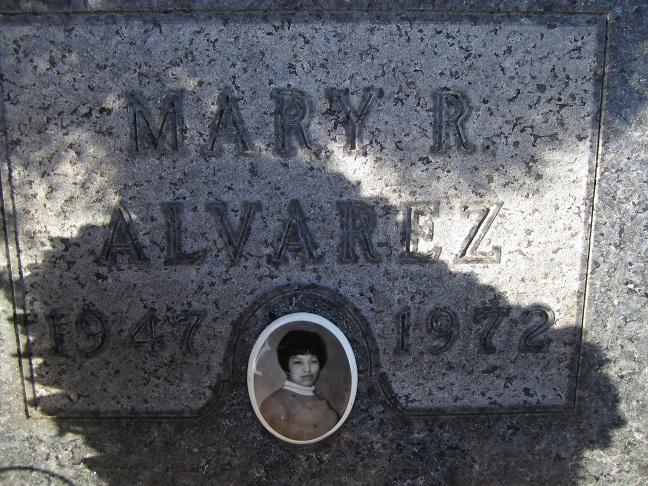 Mary R Alvarez