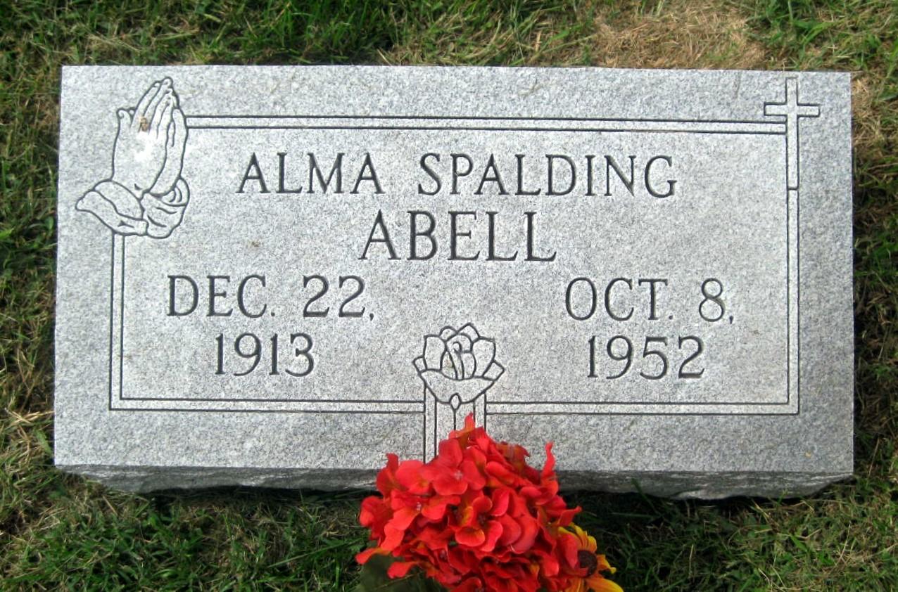 Alma <i>Spalding</i> Abell