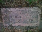 Wilma Susan <i>Burnett</i> Nichols