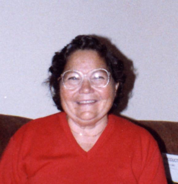 Elizabeth Ruth <i>McGovern</i> Becker