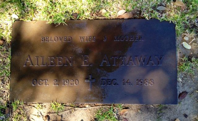 Aileen Eleanor <i>Hartt</i> Attaway
