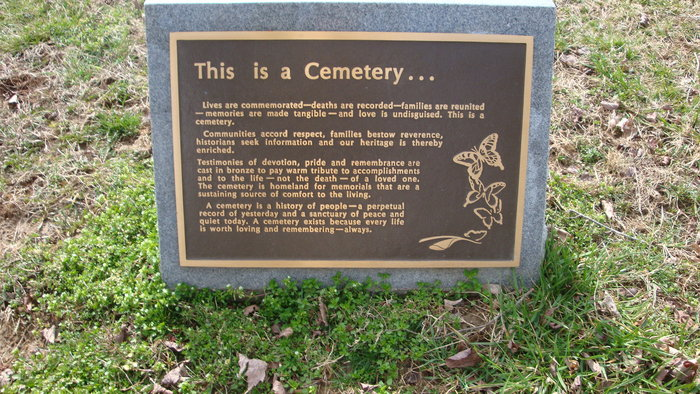 Ridgedale Cemetery