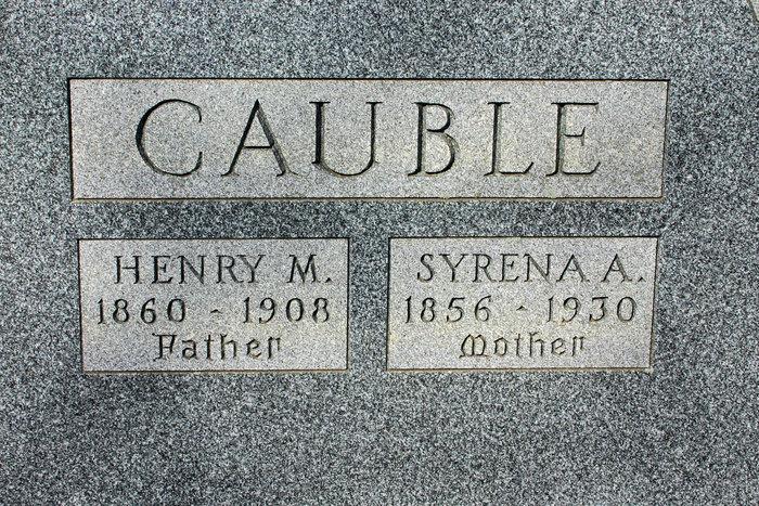 Henry Melton Cauble