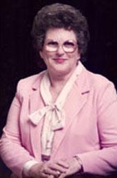 Ethel Frances <i>Peyton</i> Darland