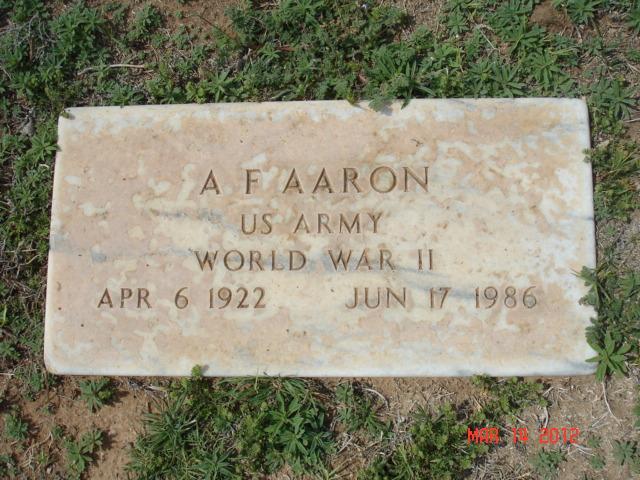 Ambres Franklin Aaron