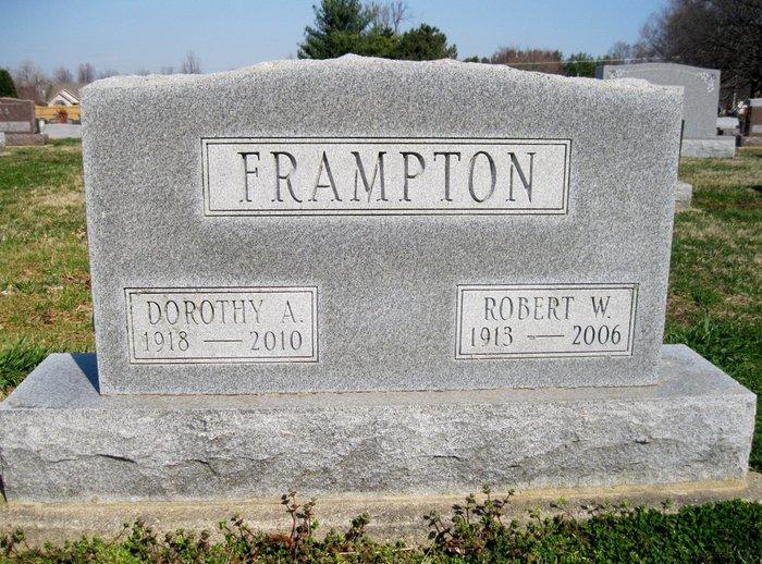 Dorothy A. <i>Wright</i> Frampton