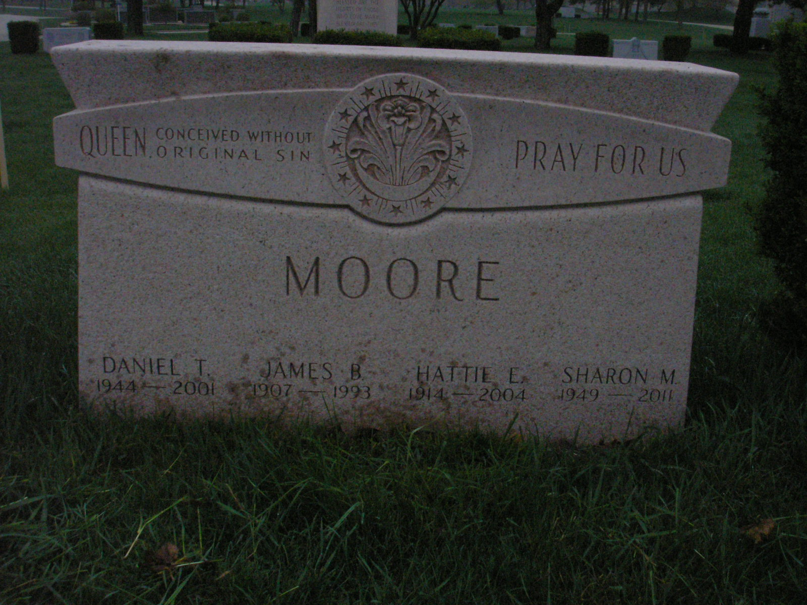 Sharon Marie Moore