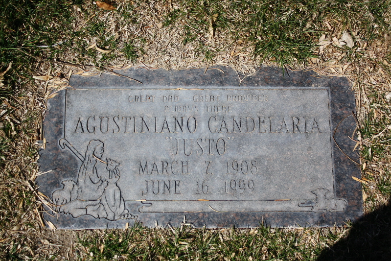 Agustiniano Justo Candelaria