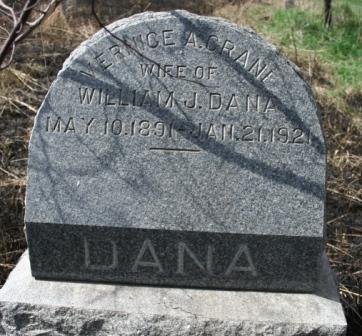 Vernice Ann <i>Crane</i> Dana