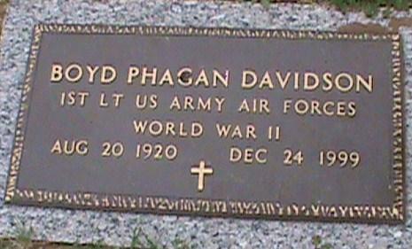 Boyd Phagan Davidson