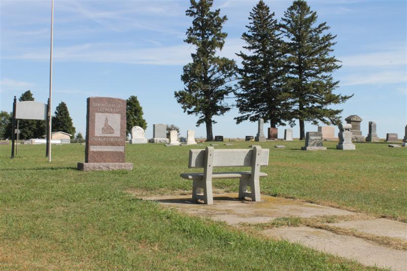 Spring Valley Lutheran Cemetery