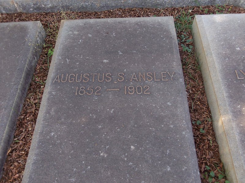Augustus S. Ansley
