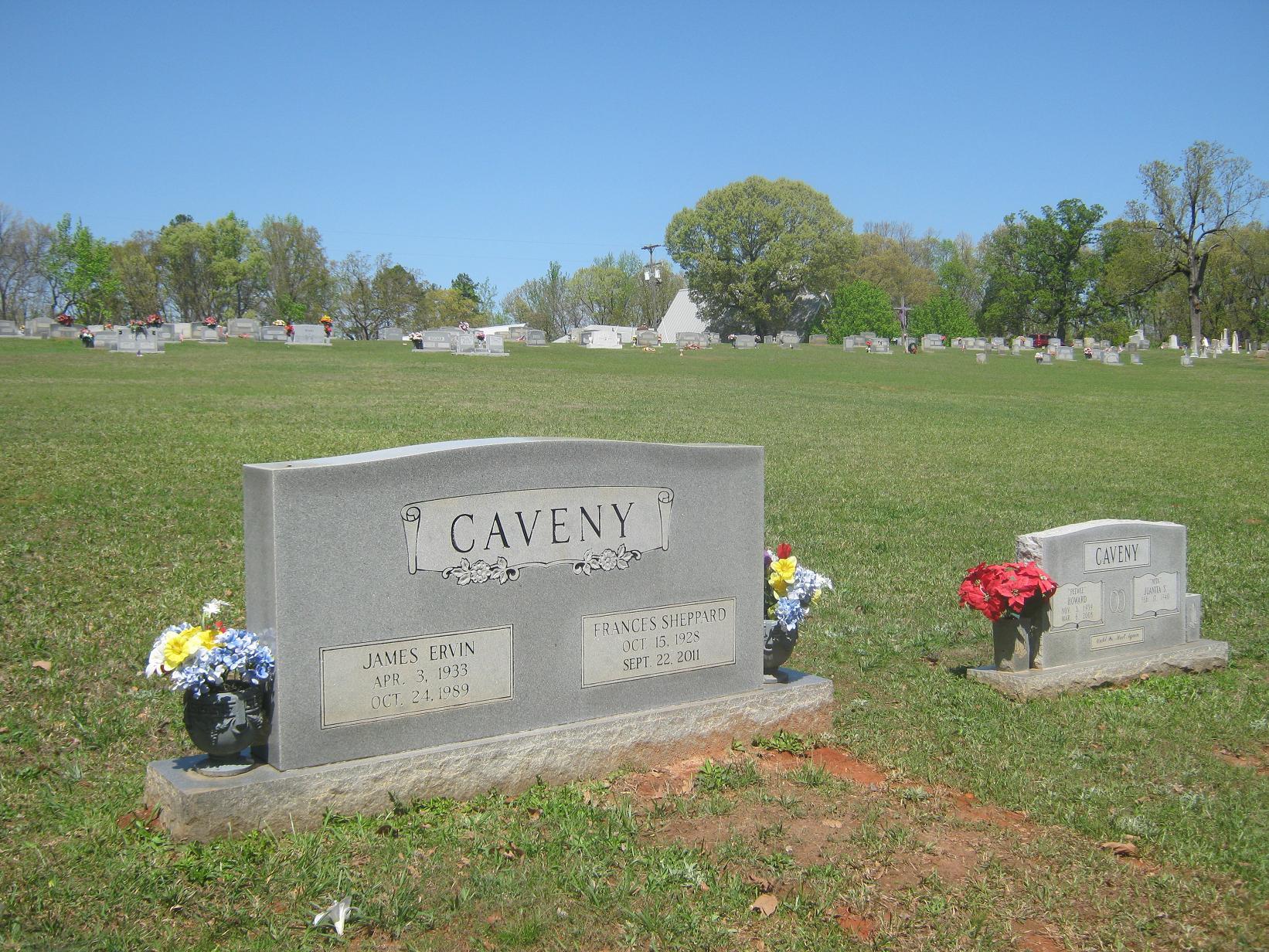 Frances <i>Sheppard</i> Caveny