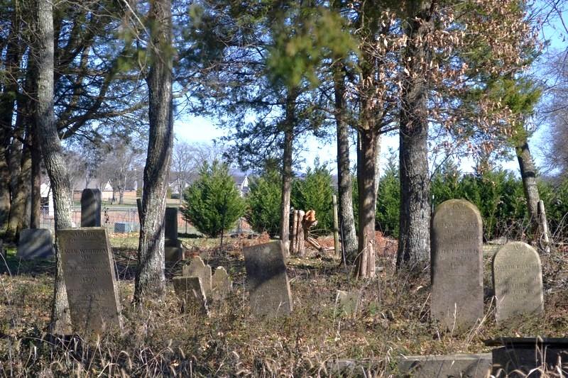 Martin-Woodrum Cemetery
