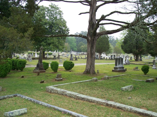 Covington City Cemetery