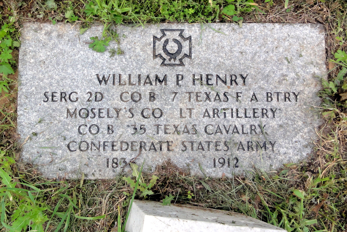 William Paschal Henry, Sr