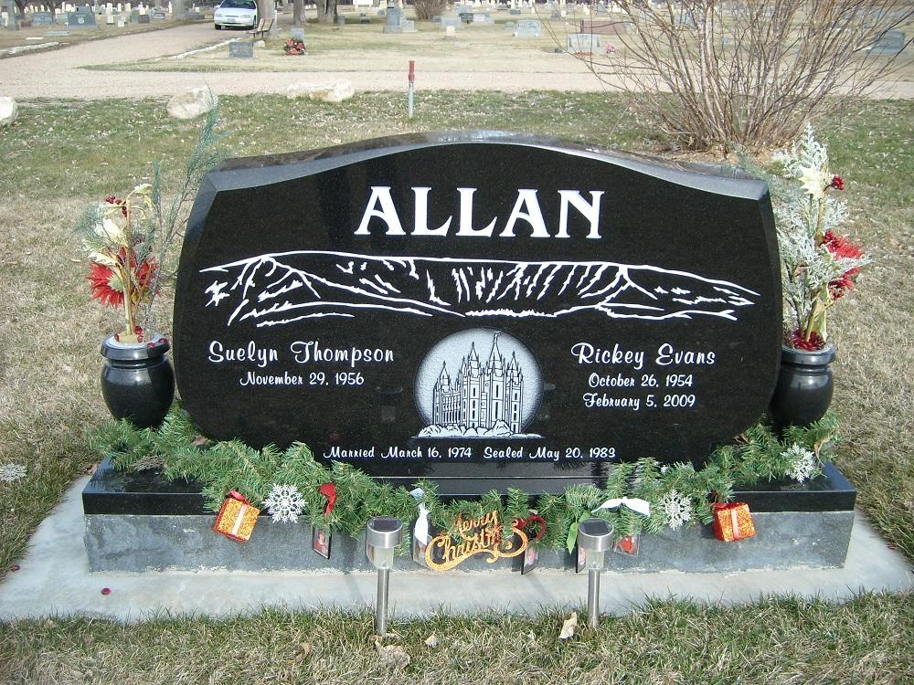 Rickey Evans Allan