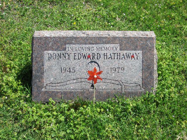 Donny Edward Hathaway