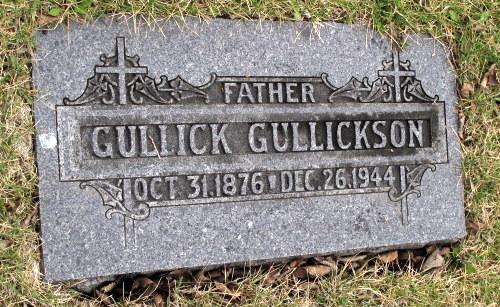 Gullick Gullickson