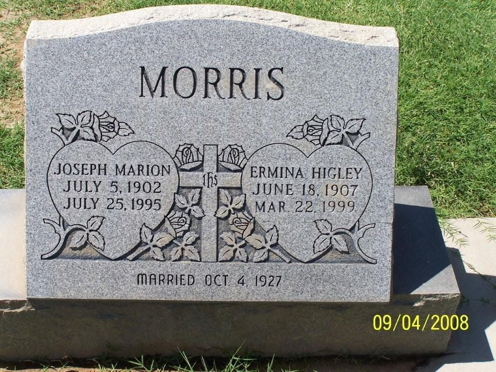 Joseph Marion Morris