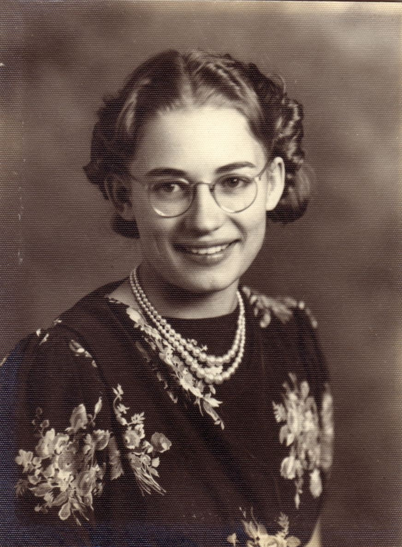 Mary Gail <i>Fiske</i> Andersen