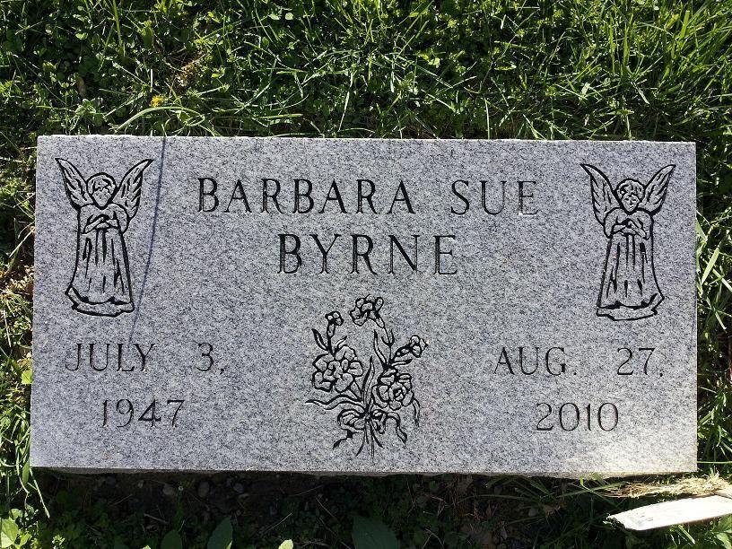 Barbara Sue <i>Collins</i> Byrne