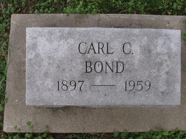 Carl Cecil Bond