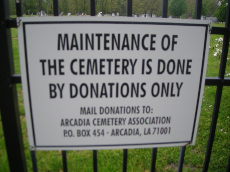 Arcadia Cemetery