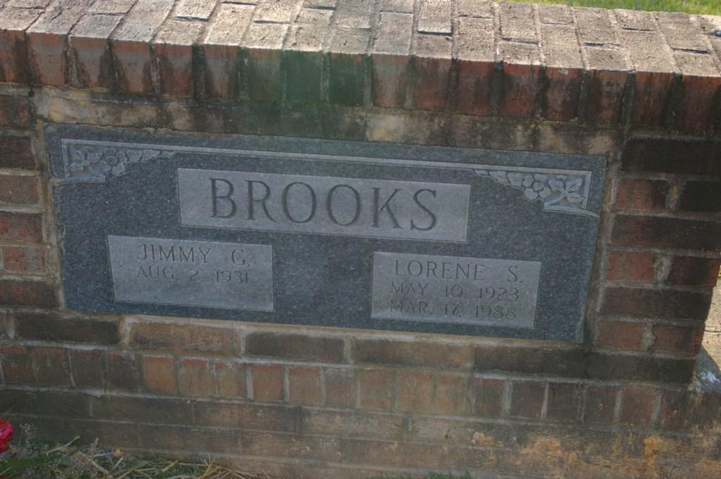 Lorene Betty <i>Scurlock</i> Brooks