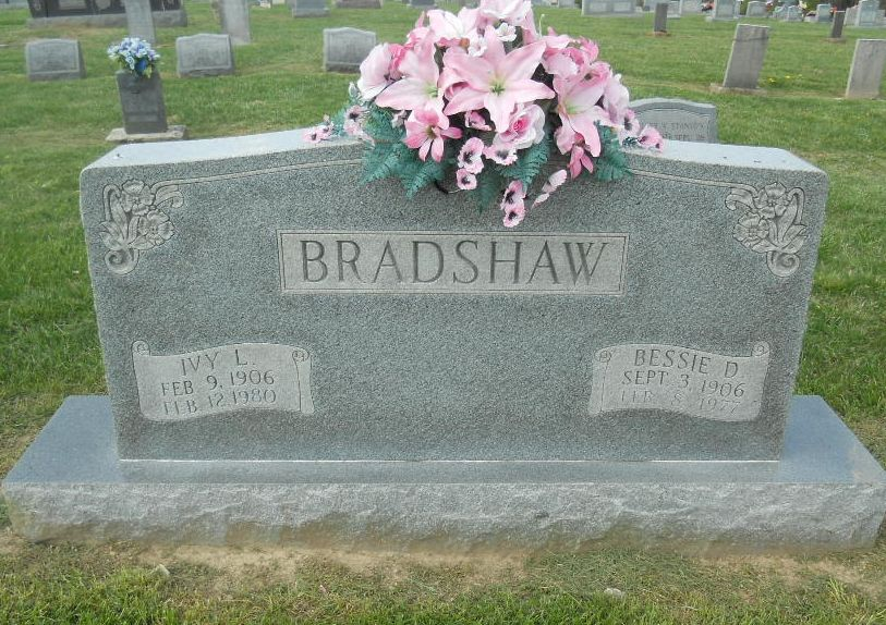 Bessie <i>Dixon</i> Bradshaw