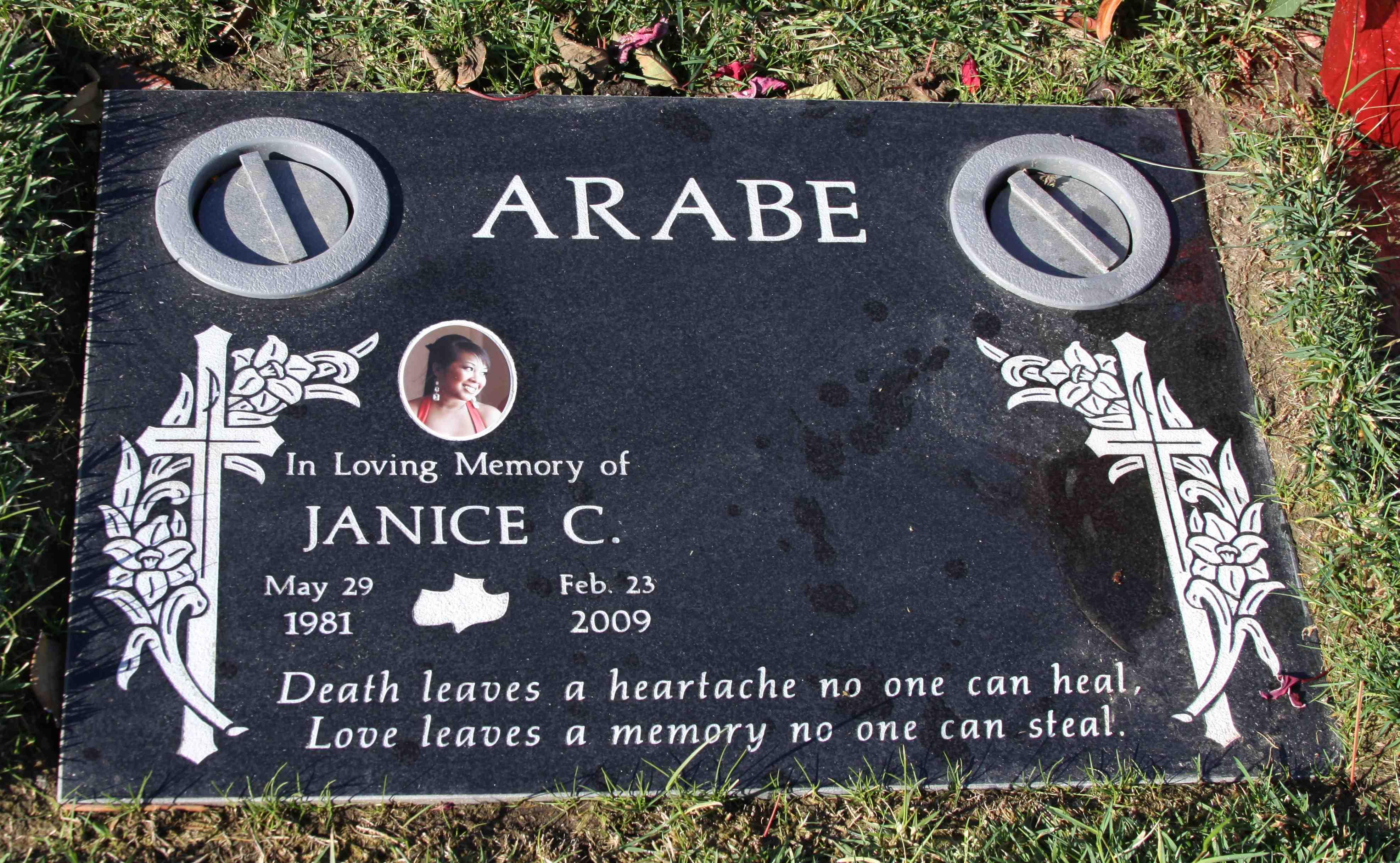 Janice Christine Arabe