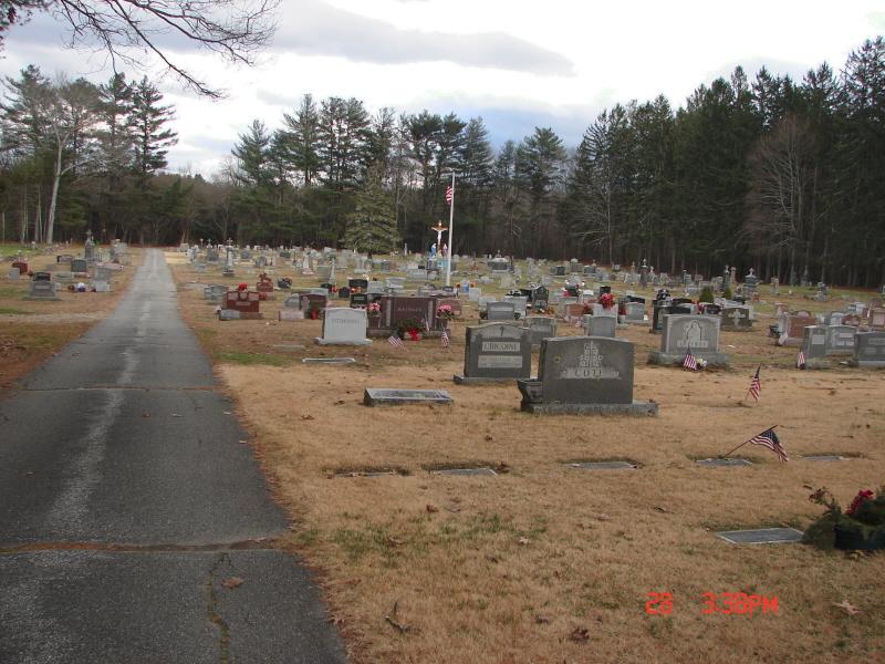 Sacred Heart Church Cemetery