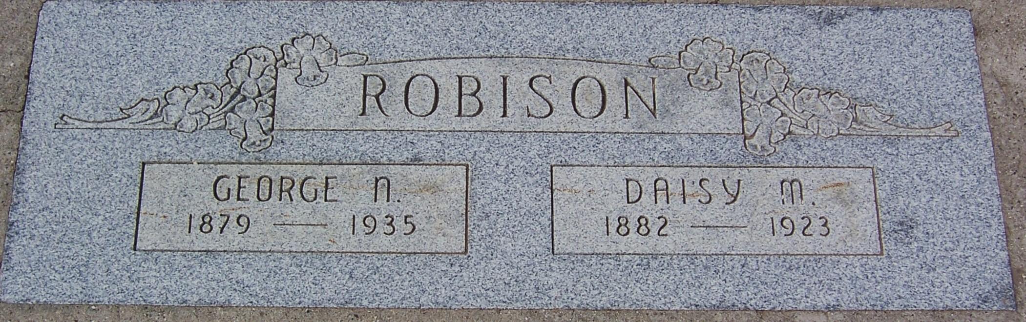 George Newton Robison