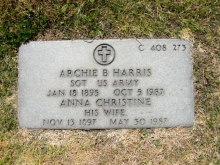 Anna C Harris
