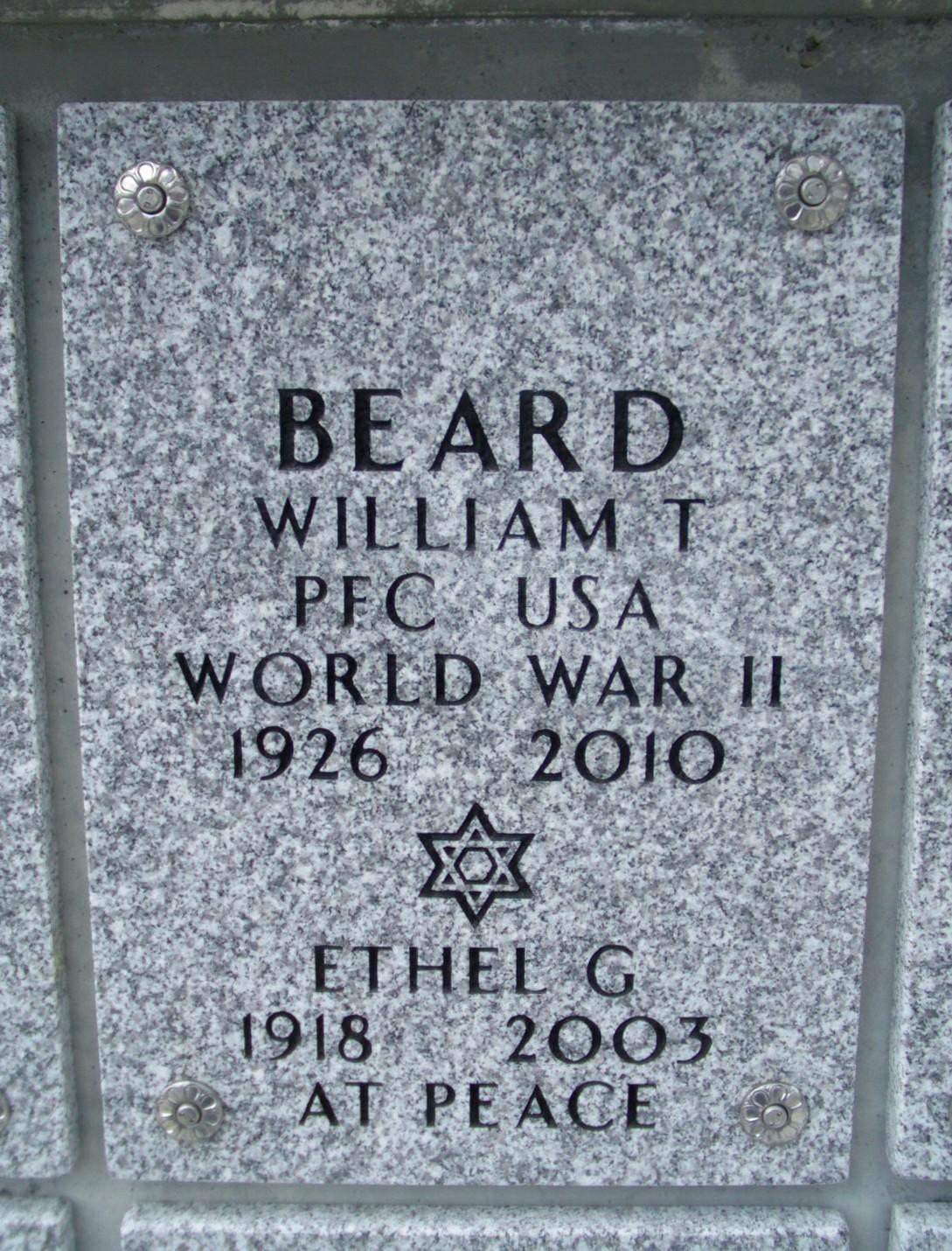 Ethel Beard