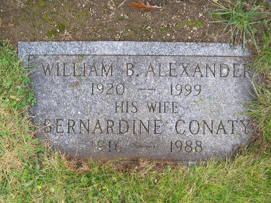 William B. Alexander