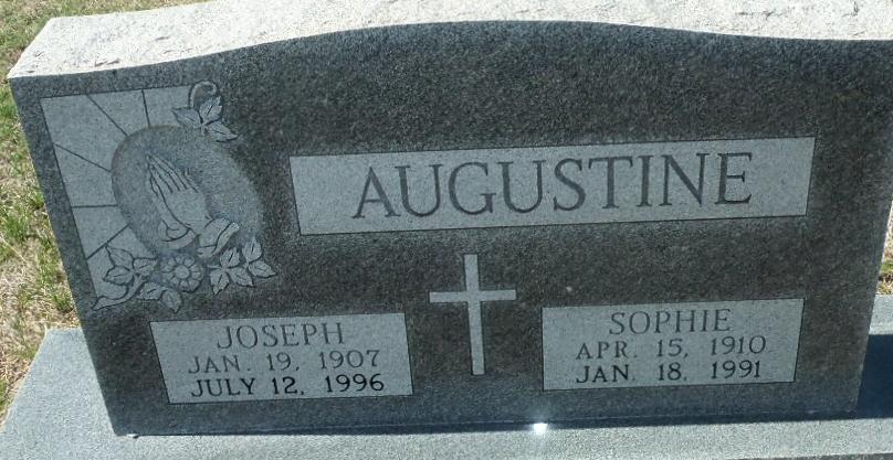 Joseph Joe Augustine