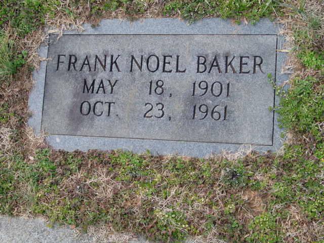Frank Noel Baker