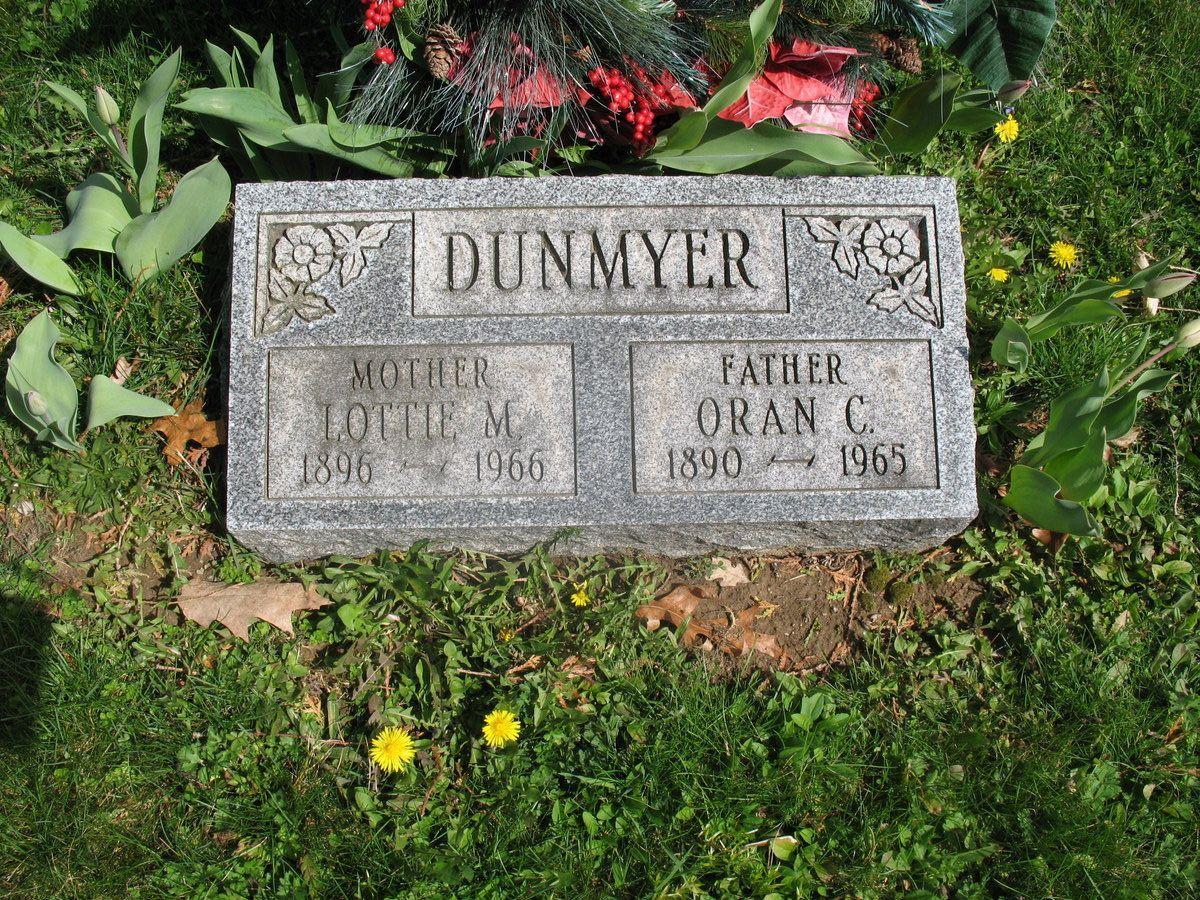 Oran C Dunmyer