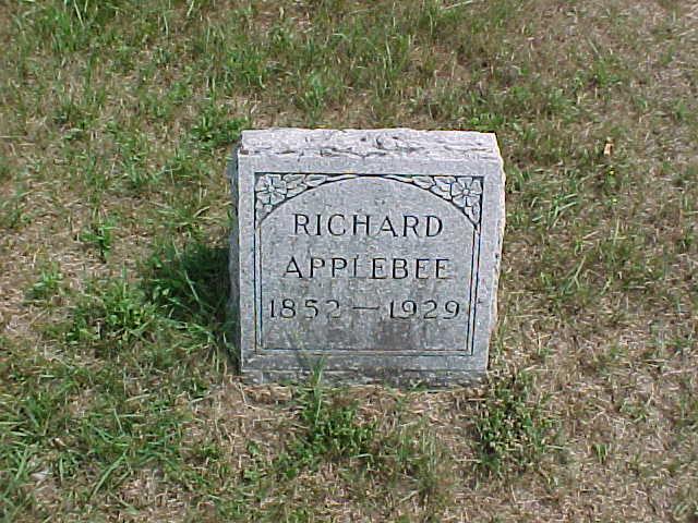 Richard H Applebee