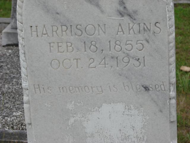 Harrison Akins