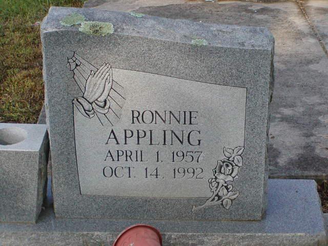 Ronnie Appling