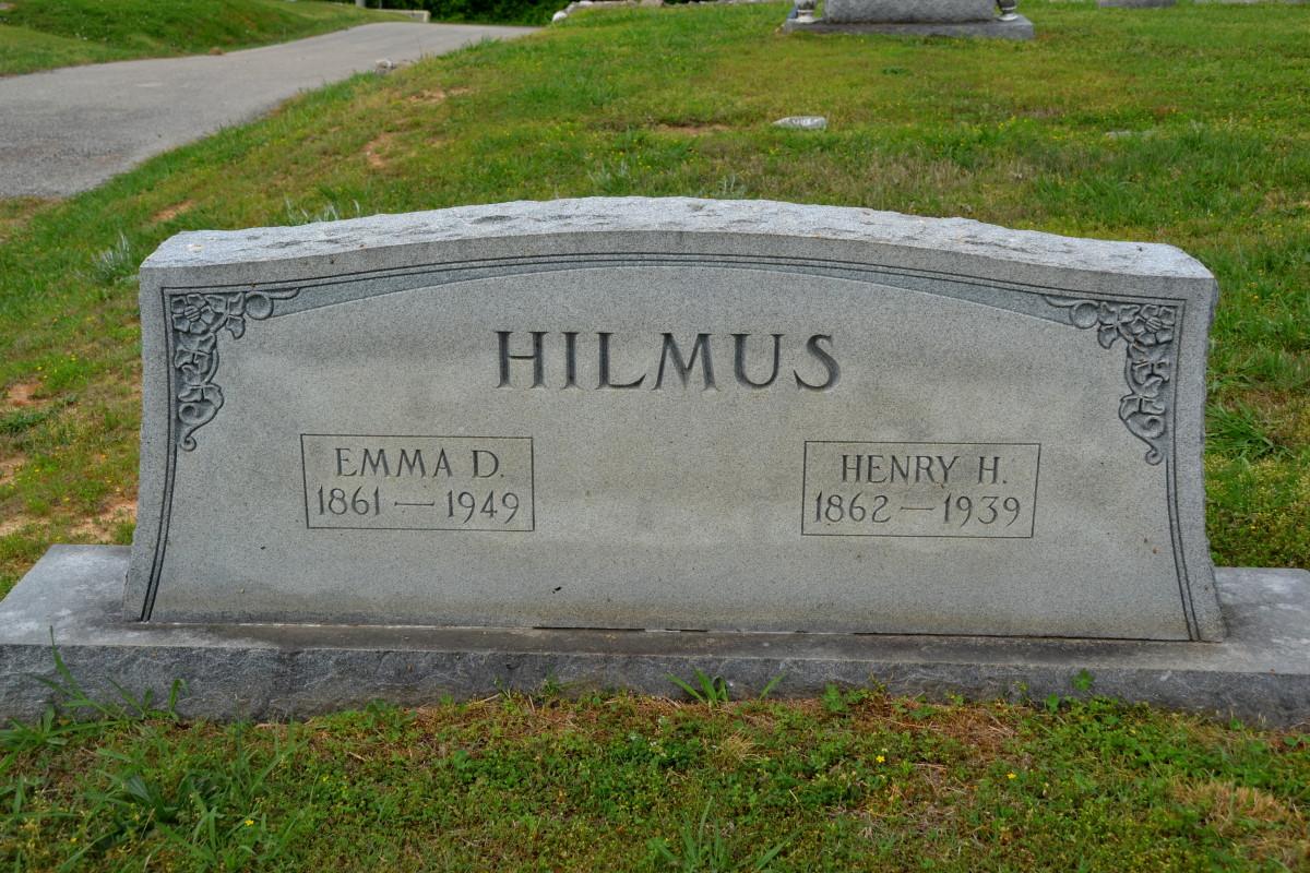 Henry H Hilmus