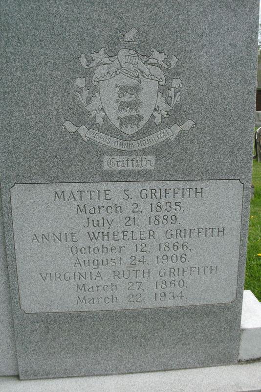 Annie Wheeler Griffith