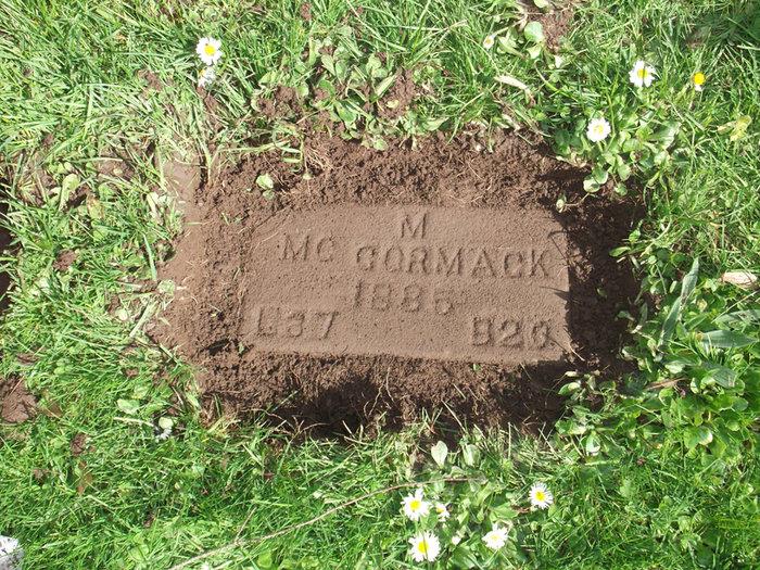 Margaret McCormack