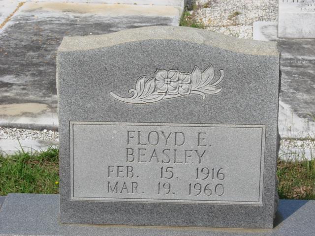 Floyd E Beasley