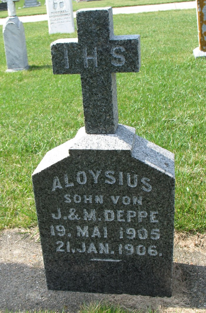 Aloysius Deppe