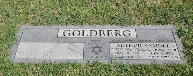 Arthur Samuel Goldberg