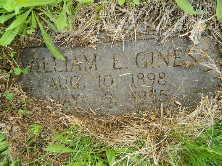William Edward Gines