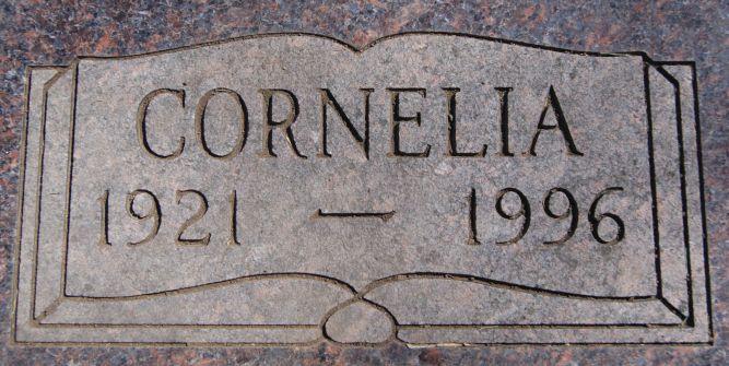 Cornelia <i>Westerbeek</i> Koops